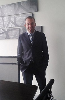 Andrés Melgar will be in charge of the new LKS branch office in Peru