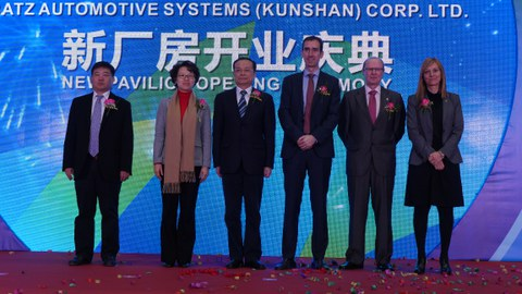 Batz enlarges its Kunshan plant