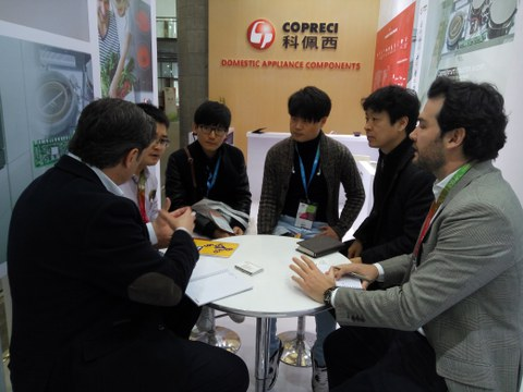 Copreci attends fairs in USA and China