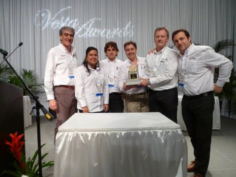 "Copreci receives a ""Vesta award"" for innovation at the HPBA EXPO in Salt Lake City (Utah)"