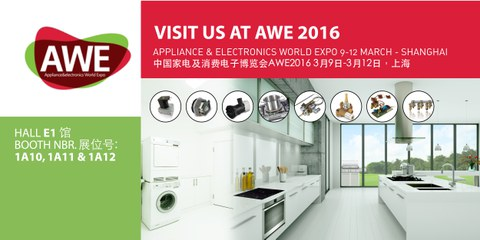 Copreci will exhibit the largest exhibition of domestic appliances in China