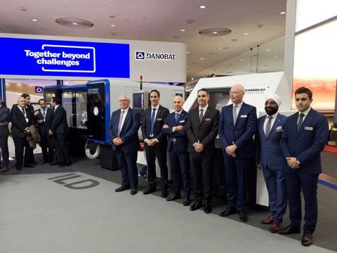 Danobat acquires the Dutch firm Hembrug Machine Tools