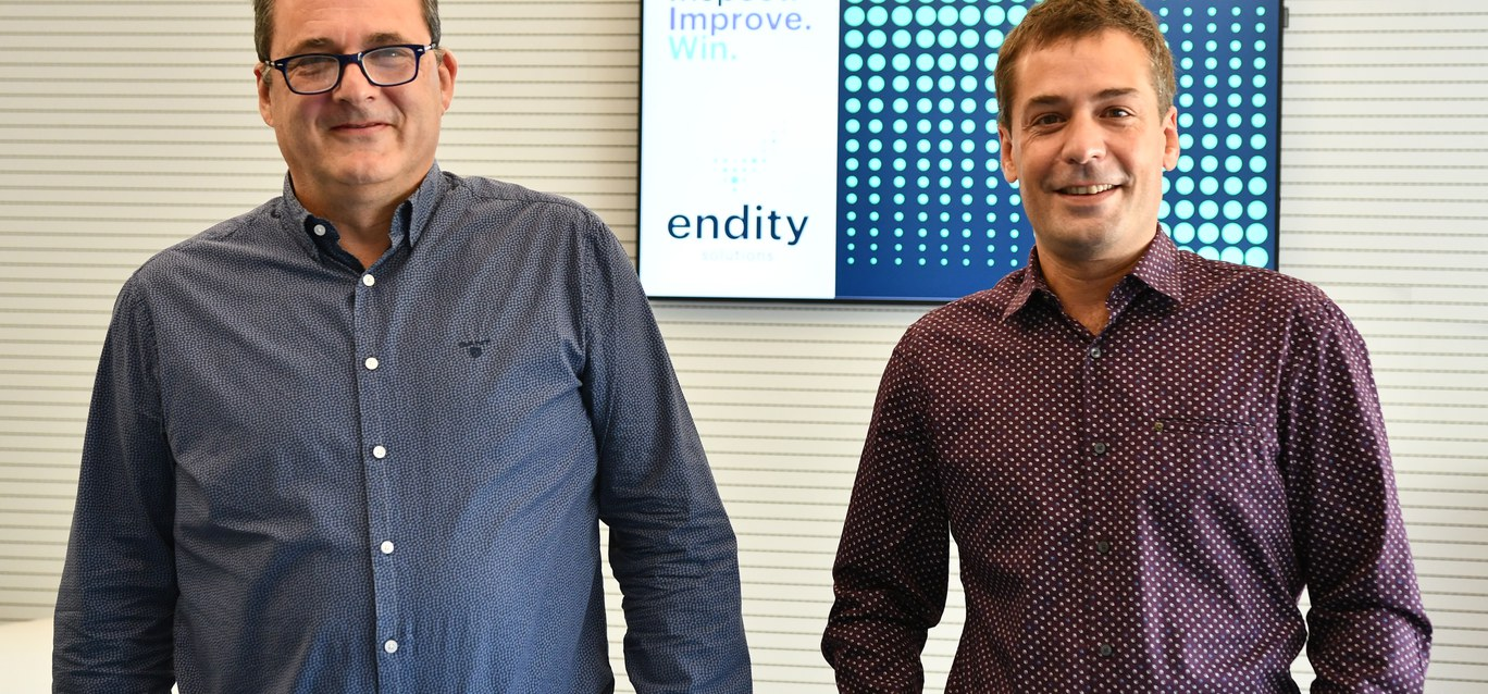 Danobatgroup and IDEKO set up a new company: Endity Solutions