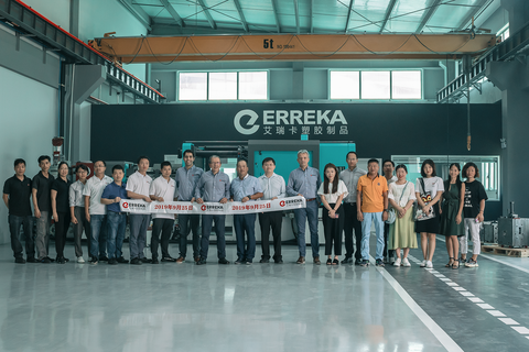 Erreka Plastics inaugurates a new production plant in China