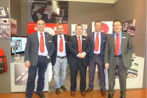 Fagor Automation at CWIEME and MECSPE exhibitions