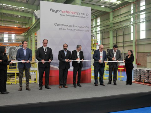 Fagor Ederlan Group inaugurates two new plants in Mexico