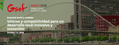 GSEF 2018: appointment with the Social Economy in Bilbao