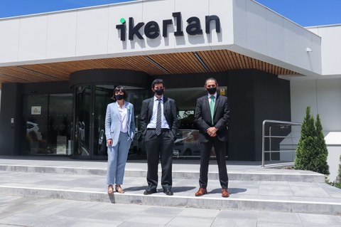 IKERLAN achieves the same turnover in 2020 as in 2019 with a total income of 23.8 million euros