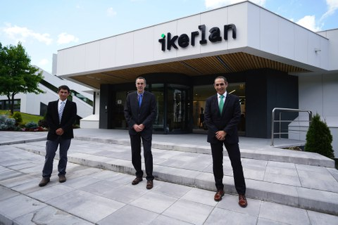 Ikerlan grows 5,7% in 2019, strengthening its client portfolio and increasing its in-house research projects