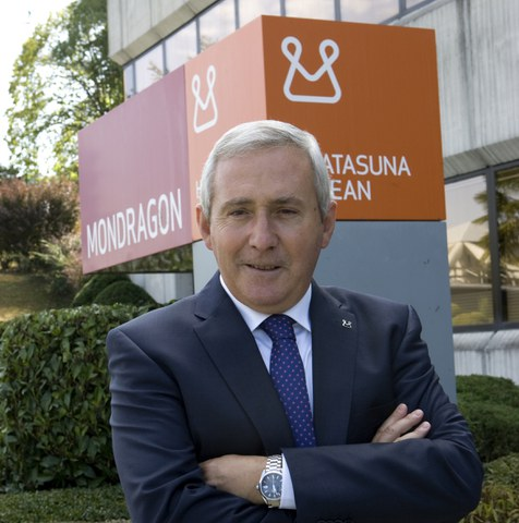"Iñigo Ucín: ""Cooperative values and profitability will be the keys to MONDRAGON's future"""