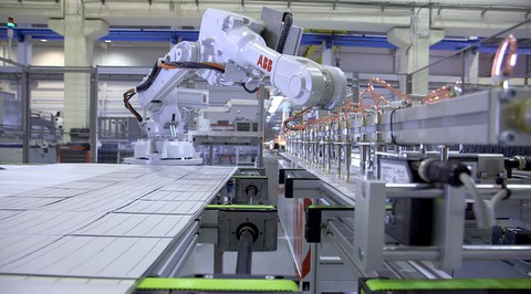 Mondragon Assembly installs a production line to Arab International Optronics in Egypt
