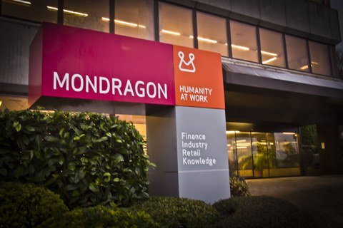 MONDRAGON Corporation a finalist for the Boldness in Business Awards organised by the Financial Times and Arcelor Mittal