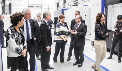New hub for industrial digitalisation and grinding in the Basque Country