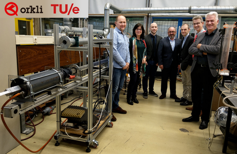 Orkli Group collaboration agreement with Eindhoven University of Technology