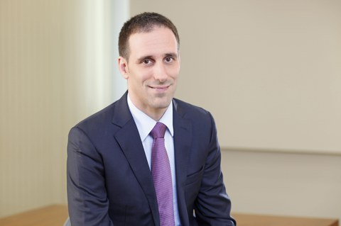 Pello Rodríguez, new vice-president of the Machine Tool  and Industrial Automation divisions