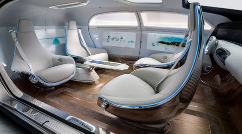 Self-driving cars: the theme of the seventh Maier International Design Competition