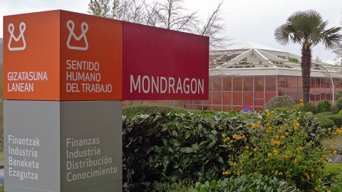 The industrial area of MONDRAGON overcomes the milestone of 6 billion in sales
