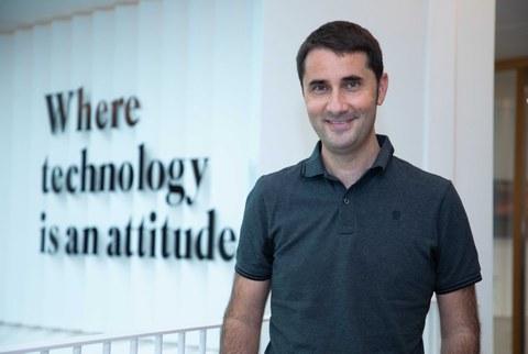 """""""Aunque con aspecto más moderno, conservamos la esencia: la pasión por transferir tecnología a las empresas"""""""