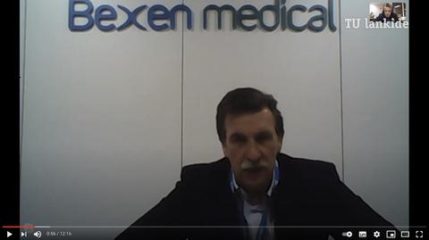 """""""Bexen medical dispone de capacidad suficiente para almacenar y distribuir vacunas para todo el Estado""""."""