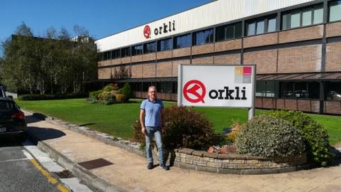 """""""EIKA y ORKLI somos las primeras cooperativas de MONDRAGON en obtener el ISO 45001, porque ambas estamos inmersas en la constante búsqueda de la excelencia"""""""