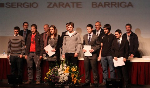 307 titulados en ingeniería de Mondragon Unibertsitatea han recibido sus diplomas
