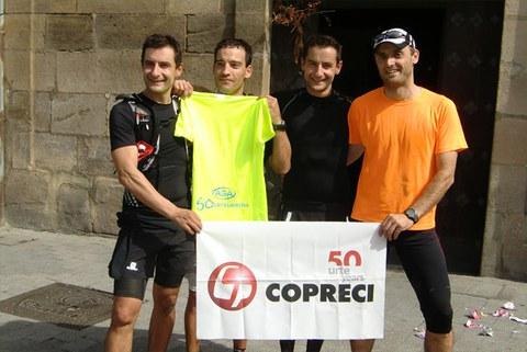 50 cimas para celebrar el 50 aniversario de Copreci
