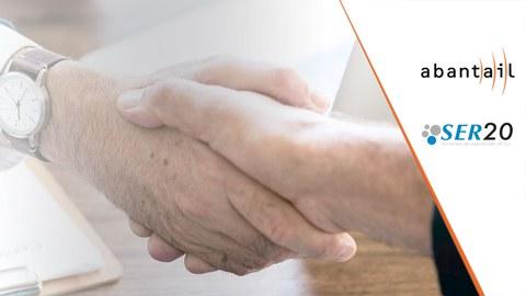 Abantail firma un acuerdo de colaboración con la empresa SER20