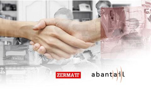 Abantail firma un acuerdo de colaboración con la empresa Zermatt