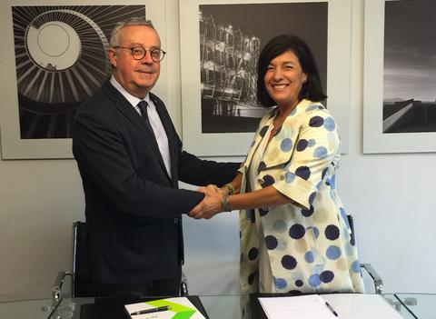 Acuerdo entre el Parque Tecnológico Garaia y la Red de Parques Tecnológicos de Euskadi
