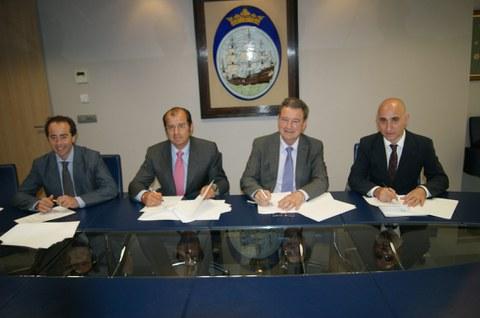 Acuerdo entre Mondragon Unibertsitatea, Cámara de Comercio de Bilbao, la Fundación ICIL y AERCE