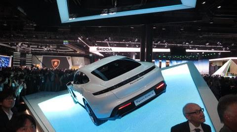 Maier Technology Centre visita el Salón Internacional del Automóvil de Frankfurt IAA 2019