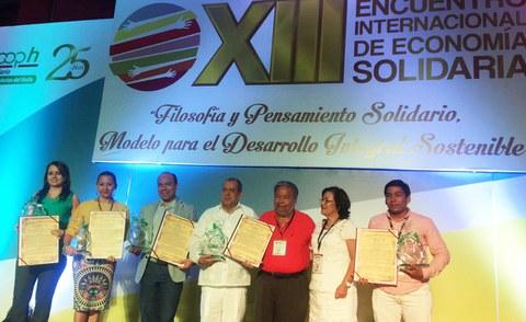 Alecop es reconocida por su aportación al cooperativismo en Colombia