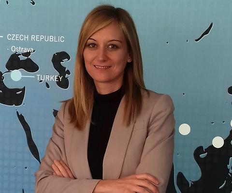 Ana Camacho, directora de Batz Group, reconocida por la Asociación de Empresarias y Directivas de Bizkaia