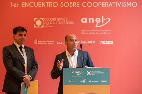 """ANEL y UCAN afirman que las cooperativas son """"una pieza fundamental para la reactivación económica de Navarra"""""""