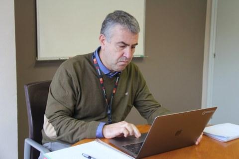 """Antton Tomasena: """"ERREKA debe seguir siendo un referente socio-empresarial en Gipuzkoa"""""""
