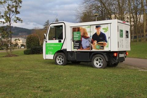 Arranca hoy el nuevo servicio de reparto en Oñati de la mano de EderMobilityServices
