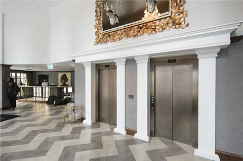 Ascensores Orona en el exclusivo The Curtain Hotel & Members Club en Londres