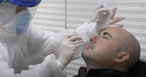 Así es el test molecular que detecta el virus Covid-19