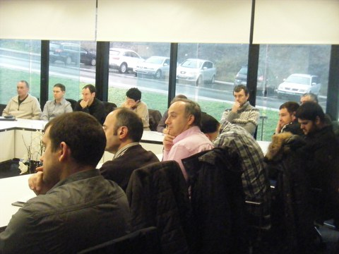 ATEGI ha celebrado un encuentro sobre Tecnologías de la Información y Sostenibilidad