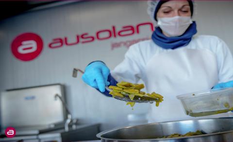 Ausolan recibe el premio NAOS a la promoción de una alimentación saludable en el ámbito escolar