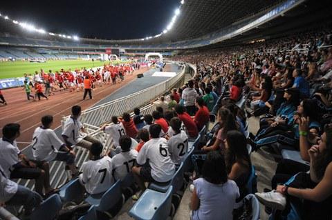 Ausolan se encarga de la alimentación de los más de 5.200 deportistas de la Donosti Cup