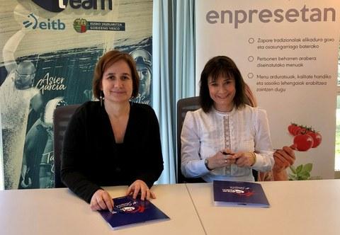 Ausolan y Basque Team impulsan la inserción laboral de deportistas