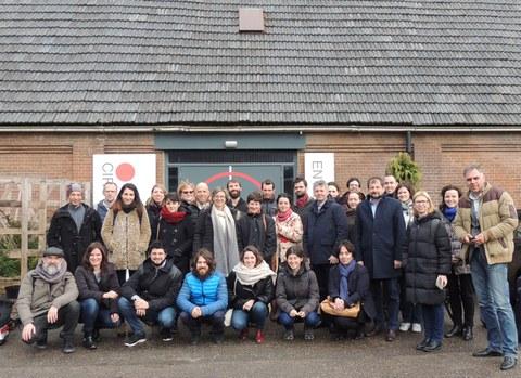 Azaro Fundazioa visita Holanda, cuna de la Economía Circular