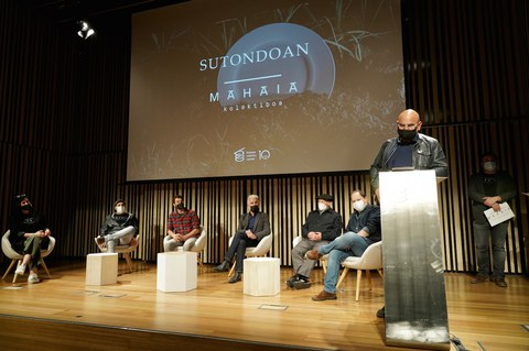 Basque Culinary Center acoge la presentación del libro Sutondoan