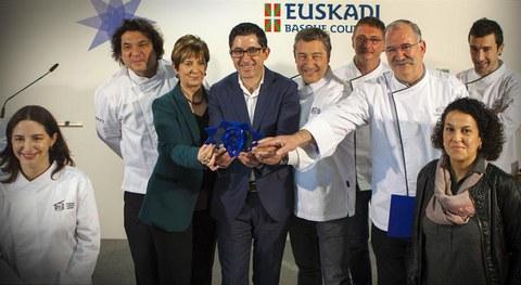 """Basque Culinary World Prize, un premio para chefs con """"iniciativas transformadoras"""""""
