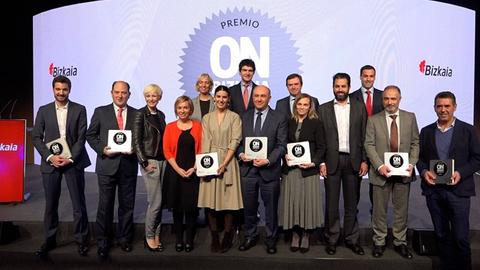 BATZ Energy, premio ON Bizkaia a la trayectoria empresarial
