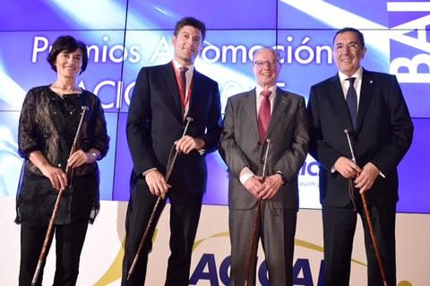 Batz recibe el premio ACICAE 2015
