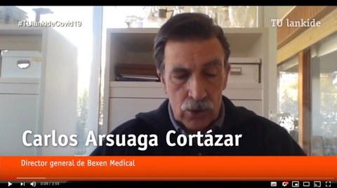 Bexen Medical producirá para finales de abril 10 millones de mascarillas quirúrgicas al mes para el Gobierno de España