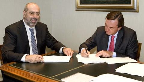Caja Laboral firma una línea de financiación de 75M de euros con el Banco Europeo de Inversión