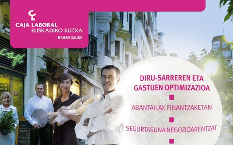 Caja Laboral obtiene un beneficio de 19,4 millones de euros en 2011